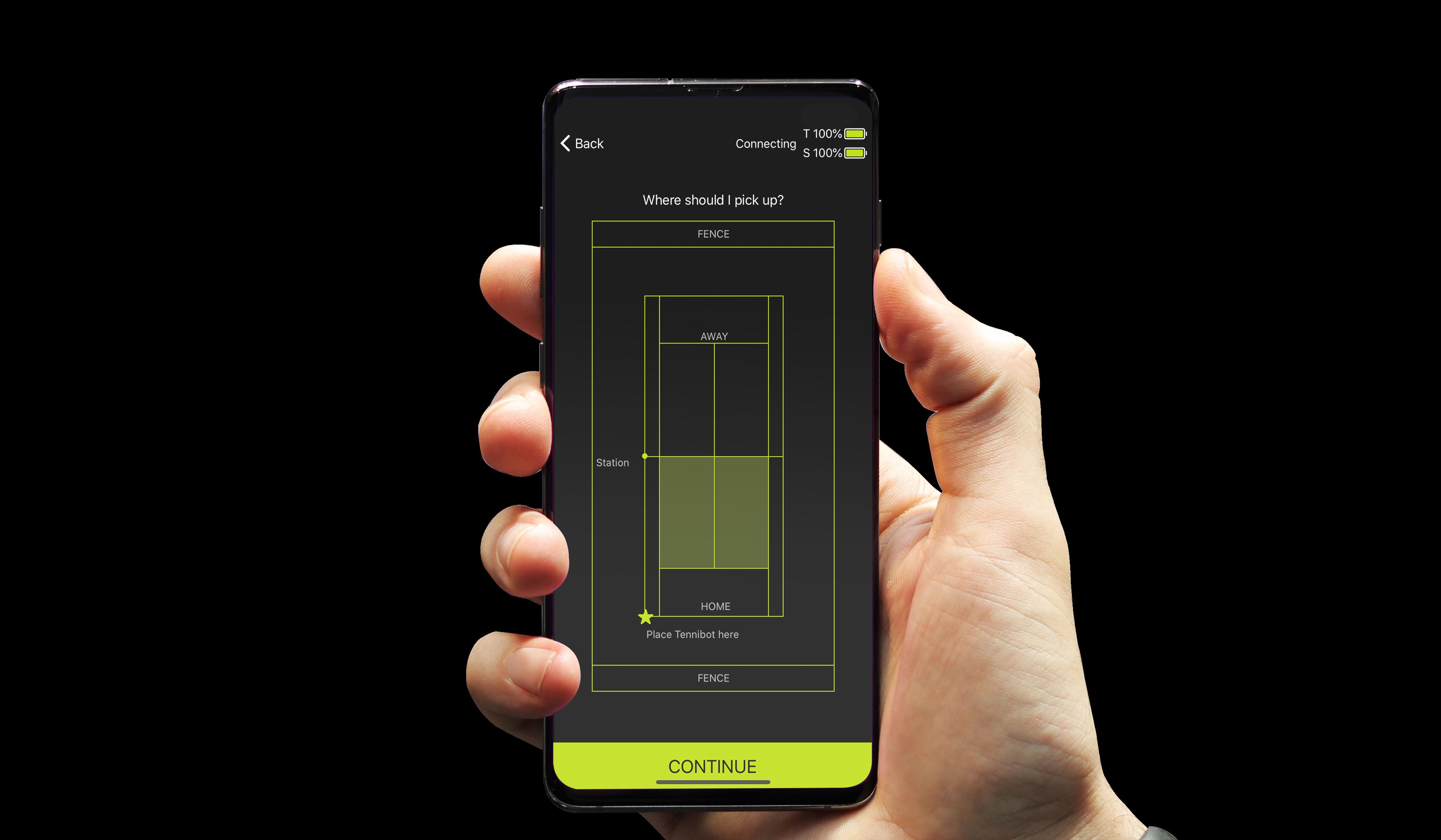 Tennibot App
